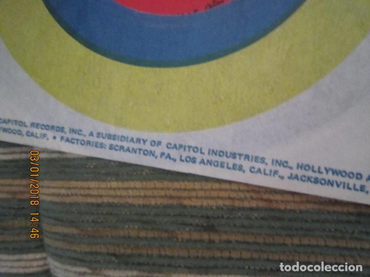 Discos de vinilo: CHARLIE LOUVIN & MELBA MONTGOMERY - WHEN I STOP DREAMING SINGLE U.S.A. -CAPITOL 1971 - STEREO - - Foto 2 - 108244311