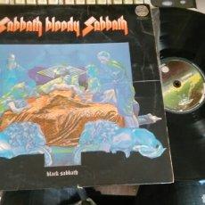 Discos de vinilo: BLACK SABBATH LP SABBATH BLOODY SABBATH.ESPAÑA 1974.ESCUCHADO. Lote 108246116
