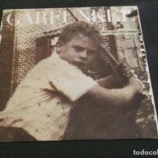 Discos de vinilo: ART GARFUNKEL - WHEN A MAN LOVES A WOMAN. Lote 108253683