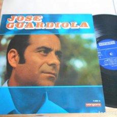 Discos de vinilo: JOSE GUARDIOLA-LP 1969 NUEVO. Lote 108264303