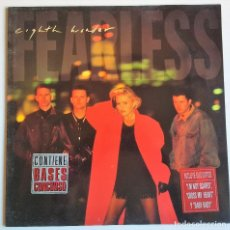Discos de vinilo: FEARLESS EIGHT WONDER SPAIN 1988 33 1/3 RPM. Lote 108274695