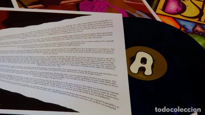 Discos de vinilo: JOAQUIN PASCUAL ( Surfin Bichos ) * LP Vinilo color * Una nueva Psicodelia * Precintado - Foto 2 - 195345317