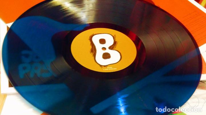 Discos de vinilo: JOAQUIN PASCUAL ( Surfin Bichos ) * LP Vinilo color * Una nueva Psicodelia * Precintado - Foto 4 - 195345317