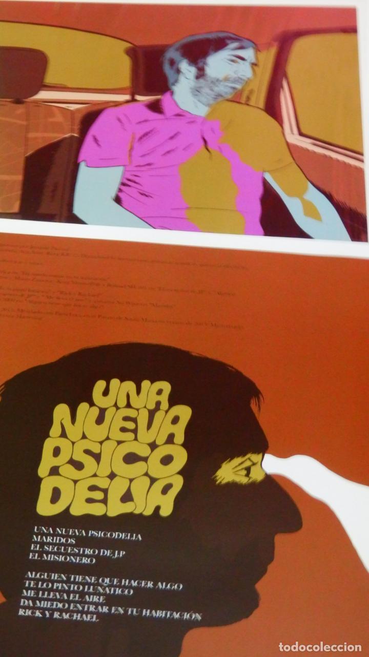 Discos de vinilo: JOAQUIN PASCUAL ( Surfin Bichos ) * LP Vinilo color * Una nueva Psicodelia * Precintado - Foto 5 - 195345317