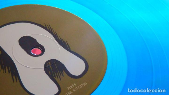 Discos de vinilo: JOAQUIN PASCUAL ( Surfin Bichos ) * LP Vinilo color * Una nueva Psicodelia * Precintado - Foto 6 - 195345317