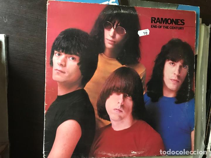 END OF THE CENTURY. RAMONES (Música - Discos - LP Vinilo - Punk - Hard Core)