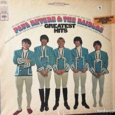 Discos de vinilo: GREATEST HITS. PAUL REVERE & THE RAIDERS. Lote 108288131
