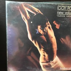 Discos de vinilo: NEW VALUES. IGGY POP. Lote 108289228