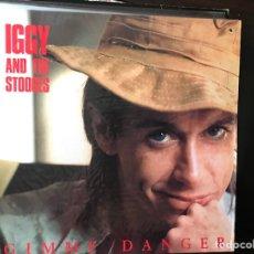 Discos de vinilo: GIMME DANGER. IGGY POP AND THE STOOGES. Lote 108291268