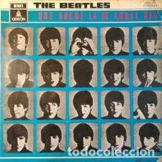 Discos de vinilo: THE BEATLES – QUE NOCHE LA DE AQUEL DIA – LP VINILO. Lote 108305403