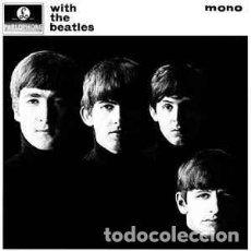 Discos de vinilo: THE BEATLES – WITH THE BEATLES – LP VINILO. Lote 108306219