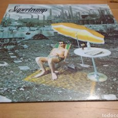 Discos de vinilo: SUPERTRAMP - CRISIS? WHATH CRISIS?. Lote 108316434