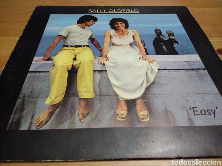 SALLY OLDFIELD - EASY - (Música - Discos - LP Vinilo - Pop - Rock - Extranjero de los 70)