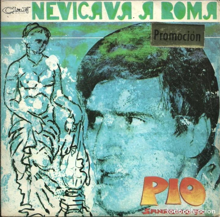 FESTIVAL SANREMO-70 - NEVICAVÀ A ROMA / BRUCEREI - 1970 (Música - Discos - Singles Vinilo - Otros Festivales de la Canción)