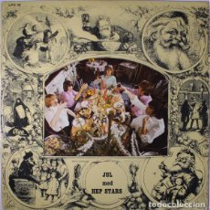 Discos de vinilo: HEP STARS -ABBA- LP JUL MED HEP STARS SELLO: OLGA RECORDS ?– LPO 06 SWEDEN 1967. Lote 108329639