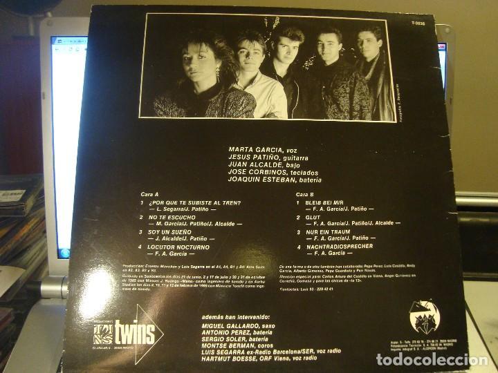 Discos de vinilo: RAR LP 33. MARTA Y SU NUEVO GOBIERNO. SOY UN SUEÑO. - Foto 2 - 108360811