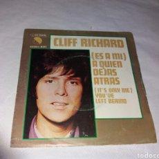 Discos de vinilo: DISCO CIFF RICHARD. Lote 108362080
