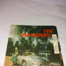 Discos de vinilo: DISCO THE DIAMONS. Lote 108362596