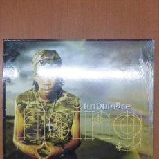 Discos de vinilo: TURBULENCE – RISING - VINYL, LP, ALBUM - VP RECORDS - REGGAE, DANCEHALL - EXCELENTE ESTADO. Lote 108365227