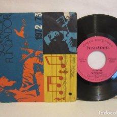 Discos de vinilo: LOS PAYOS - NO TENGO TIEMPO / LOS ANTICUARIOS - +2 - EP - 1972 - SPAIN - VG/G. Lote 108369591