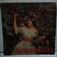 Discos de vinilo: BANDA UNION MUSICAL DE LIRIA - VALENCIA. Lote 108374663