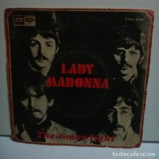 Discos de vinilo: THE BEATLES - LADY MADONNA. Lote 108374951