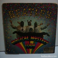 Discos de vinilo: THE BEATLES - MAGICAL MYSTERY TOUR. Lote 108375259