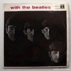 Discos de vinilo: THE BEATLES, EDICIÓN MONO DE 1964, WITH THE BEATLES, LP VINILO. Lote 108379795