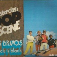 Discos de vinilo: LOS BRAVOS LP SELLO DECCA EDITADO EN ALEMANIA AÑO 1974. Lote 108391487