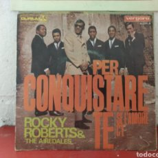 Discos de vinilo: ROCKY ROBERTS & THE AIREDALES EP DISCO. Lote 108397671