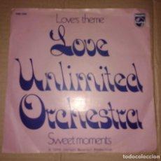 Discos de vinilo: LOVE UNLIMITED ORCHESTRA ?– LOVE'S THEME. Lote 108409351