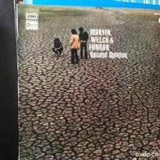 Discos de vinilo: SECOND OPINION. MARVIN, WELCH & FARRAR. Lote 108418110