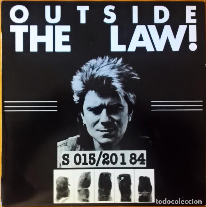 Lloyd Langton Group Outside The Law Aspa Records Asle 0035