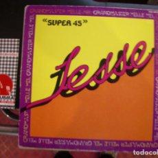 Discos de vinilo: GRANDMASTER & MELLE MEL - JESSE / INSTRUMENTAL VERSION.. Lote 108443299
