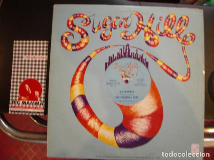 THE SUGARHILL GANG- 8TH WONDER (Música - Discos de Vinilo - Maxi Singles - Rap / Hip Hop)