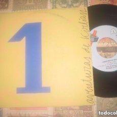 Discos de vinilo: AVENTURAS DE KIRLIAN - VICTOR / TODO OTRA VEZ PROMO ( DRO-1989) OG ESPAÑA. Lote 108447995