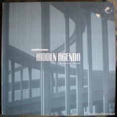 Discos de vinilo: HIDDEN AGENDA – ROGUE SOUL / THE SLIDE CREATIVE SOURCE UK 1996 DRUM N BASS . Lote 108450139