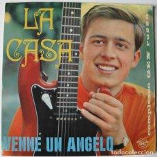 Discos de vinilo: COMPLESSO GEN ROSSO: LA CASA / VENNE UN ANGELO CITTÀ NUOVA – GR 6904 FOLK ROCK RELIGIOSO RARO. Lote 108452123