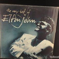 Discos de vinilo: ELTON JOHN - THE VERY BEST OF - 2 LP. Lote 142154001