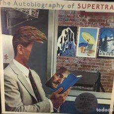 Discos de vinilo: SUPERTRAMP - THE AUTOGRAPHY / THE VERY BEST - LP. Lote 119266270