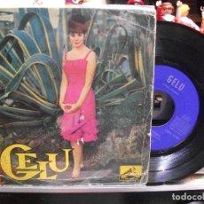 Discos de vinilo: GELU QUINIENTAS MILLAS + 3 EP SPAIN 1963 PDELUXE. Lote 108557619