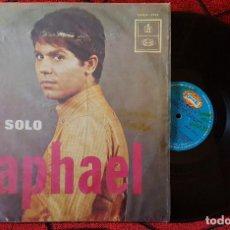 Discos de vinilo: RAPHAEL YO SOLO VINILO LP VENEZUELA MUY RARO . Lote 108690111