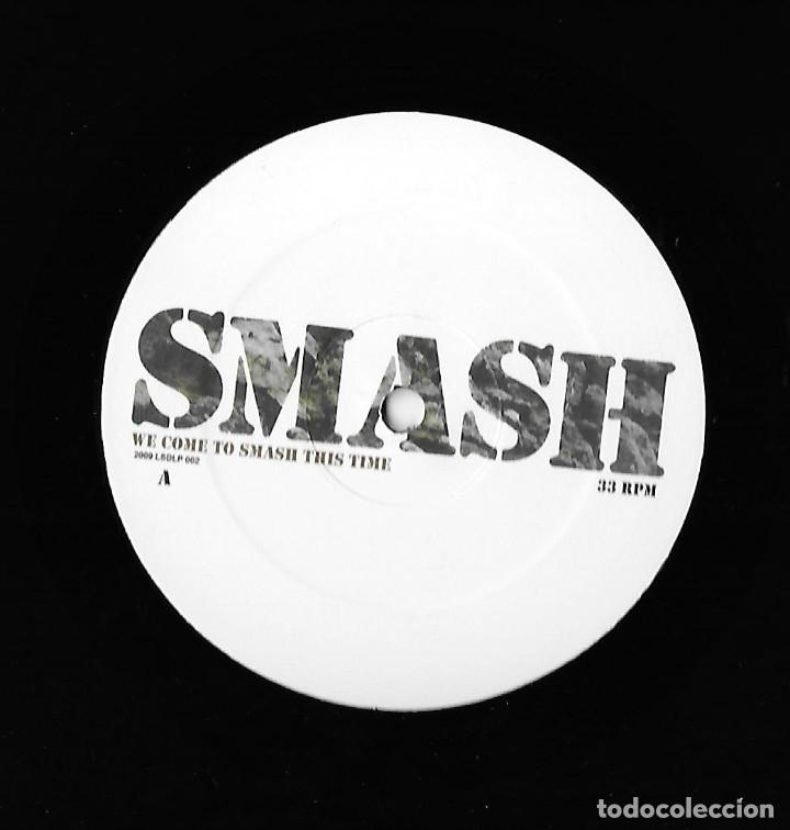 Discos de vinilo: SMASH: WE COME TO SMASH THIS TIME - Foto 3 - 108693647