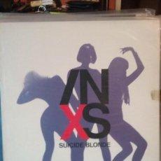 Discos de vinilo: INXS ?– SUICIDE BLONDE. Lote 108697347