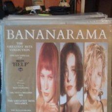 Discos de vinilo: BANANARAMA ?– THE GREATEST HITS COLLECTION. Lote 108698631