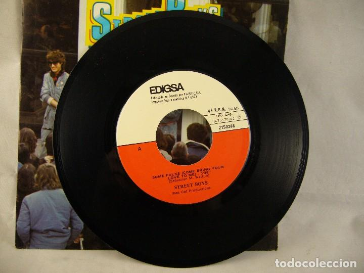 Discos de vinilo: STREET BOYS SOME FOLKS LP - Foto 2 - 108709147