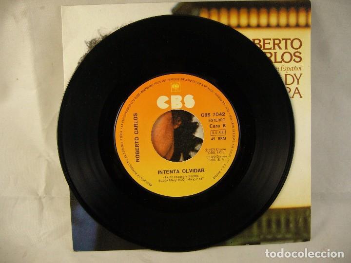 Discos de vinilo: ROBERTO CARLOS-LADY LAURA - Foto 3 - 108709219