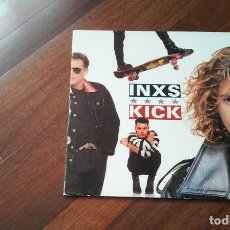 Discos de vinilo: INXS-KICK.LP ESPAÑA. Lote 108709447