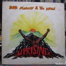 Discos de vinilo: BOB MARLEY & THE WAILERS - UPRISING (LP, ALBUM) . Lote 108752347