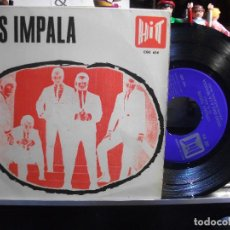 Discos de vinilo: LOS IMPALA ELLA ES UNA MUJER + 3 EP SPAIN 1967 PEPETO TOP . Lote 108753083